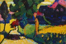 Kandinsky figurativo