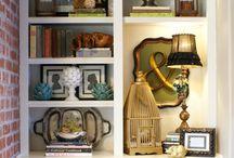 bookcase/shelving/storage