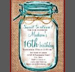 Sweet Sixteen / by Johnna Baldwin Machan