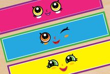 Shopkins Party / Shopkins Party Ideas: includes free Shopkins printables, Shopkins party food, Shopkins party decorations and more!