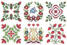 Cross stitch Small Size