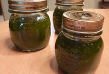 Canning, Jams and Jellies