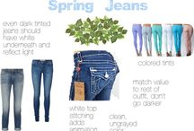 Jeans for Springs
