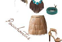 Pocahontas costume  / Costume