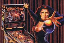 Pinball Flyers / Some cool original Pinball flyers/posters from the past. #PinballMadness