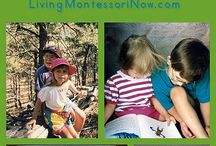 Montessori outdoor spaces