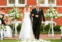 Auburn Weddings / Samford Hall lawn can now hold weddings! These are some of the beautiful wedding pictures that have taken place on Auburn's gorgeous campus and also some Auburn themed wedding inspiration! / by Auburn Alumni Association