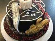 Supernatural cakes