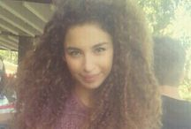 curls curls baby!