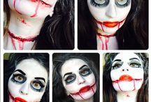 PAINT a FACE / Maquillaje de fantasía