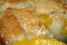 Sweets-cobbler / by Cassidy Crilly