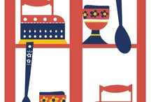 Mandi Garbman - Tea Towels