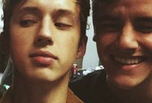 Troye + Connor
