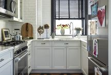 INSPIRING SMALL KITCHENS / INSPIRING SMALL KITCHEN IDEAS