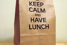lunch sacks / by Jennifer Carroll @ Celebrating Everyday Life