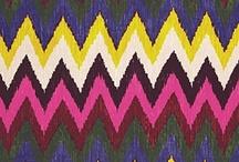 Zigzag prints