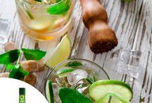 Lubimy też coś pysznego wypić / Do czego można dodać nasze syropy? :)