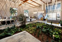 Green Office / Indoor gardens, city gardens, innovative gardens! All things green!