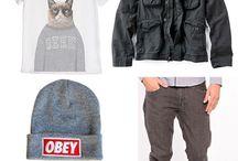 Fashion for men / Men's fashion