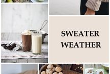 Autumn & Winter Inspiration