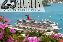 Come Sail Away / Cruise lovers, explore your dream voyage.