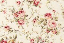Flores cretoneras