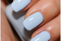 True Blue / All shades of blue on your nails  / by ags_nails