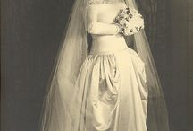 vintage wedding 20's