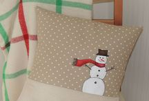 ideas almohadones de navidad