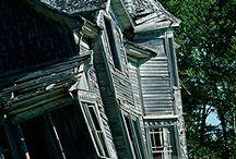 Abandoned / by Jillian Chandler Steele