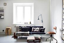Estilo Nordico / Si eres de los que disfruta con el estilo nórdico, pero estas buscando las maneras de poder llevarlo a tu propia casa, aquí te dejamos algunas fotos inspiradoras y algunos consejos sólo para ti. Disfruta!