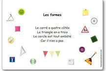 Ecole formes géométriques
