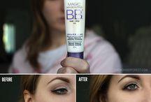 Makeup / Makeup looks and makeup hacks