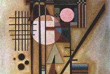 (XX) Modern and Postmodernism Art. / Expressionism; Dadaism; Surrealism; Suprematism; Cubism; Concretism; Abstratic; Abstratic Expressionism; Futurism; Pop; Op; Street; Minimalism; Fauvism; Povera; Conceptual; Fine; Stijl; Kinetic; Bauhaus; Ashcan; Deco; Instalation...