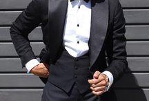 Dress code_black tie men