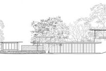 Architectural drawing & Rendering / by Petra Naray