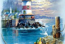 Морская тематика