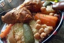 cuisine algerienne  / tout les delices et plats de la cuisine algerienne / by Amourdecuisine Chez Soulef