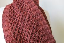 Knitting in lace weight
