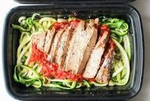 Healthy lunches receipe