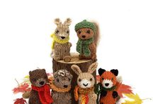 HANDWORK / Knit, crochet, embroidery / by Susan