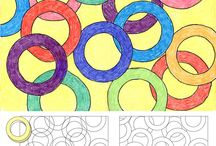Sub Plans for Elementary Art / by Artist Parson
