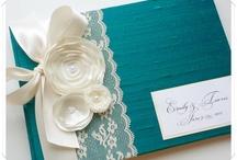 invites / by Lisa Montgomery