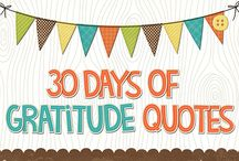 Gratitude / by Ama Reynolds