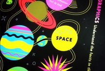Space, Space and more space / A board dedicated to our book Infographics - Space