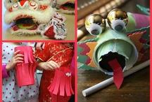 Chinese New Year! / by phuong nguyen