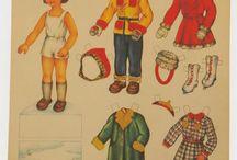 """Piccolo Museo di Bambole e altri Balocchi - Ravenna / Allestito all'interno del monumentale Palazzo Rasponi Murat, il Museo ospita un'interessante collezione di bambole che ripercorrono la storia del gioco al femminile dal 1850 al 1950. Dalle """"bambole di pezza"""" fino a quelle di celluloide con gli arti snodabili. E poi giocattoli di legno e di latta, che insieme creano la magica atmosfera dei passatempi di una volta."""