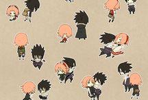 Naruto Couples/Families