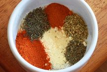Seasoning, spices