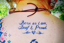 Personal blog / http://darlingbecky.me  Personal blog about life as I am, Deaf and Proud